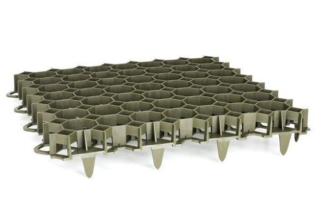 rasen gitter ml1 pin 1m mit kunststoff bodenankern. Black Bedroom Furniture Sets. Home Design Ideas